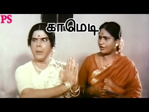 Covaisarala,S S Chandran,Gandhimathi,Kumarimuthu,Super Hit Tamil Non Stop Best Full Comedy