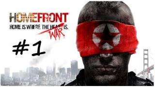 Homefront Walkthrough HD Episode 1: Gameplay