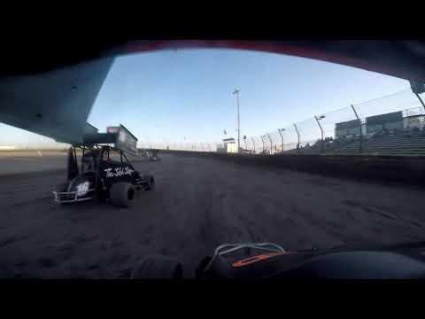 Lemoore Raceway 8/24/19 Jr Sprint Heat Cash GoPro