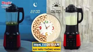 Máy làm sữa hạt đa năng Magic A-96 YouTube Videos