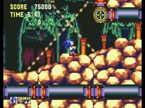 Play Sonic 3 Cz (v2.0) Online - Play All Sega Genesis ...
