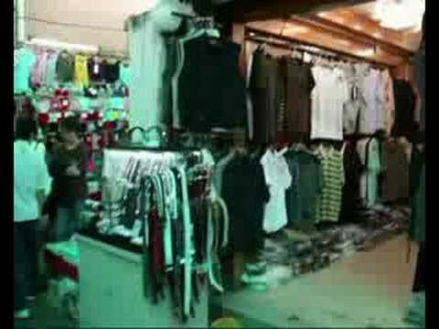 Fake Cloths Market in China for Branded Designer Labels