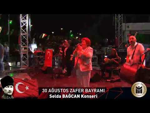 30 Ağustos Zafer Bayramı - Selda Bağcan Konseri