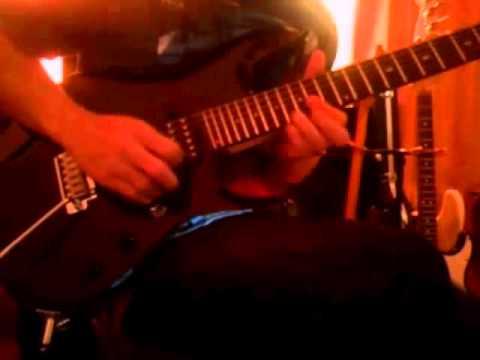 Ady Qays Guitar Jam - Ekamatra - Sentuhan Kecundang Intro & Solo part