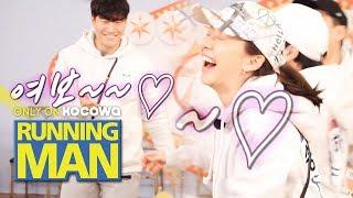 "Kim Jong Kook Calls Song Ji Hyo His Wife..? ""Honey!"" [Running Man Ep 440]"