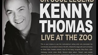 Kenny Thomas - Thinking About Your Love Live at Richard