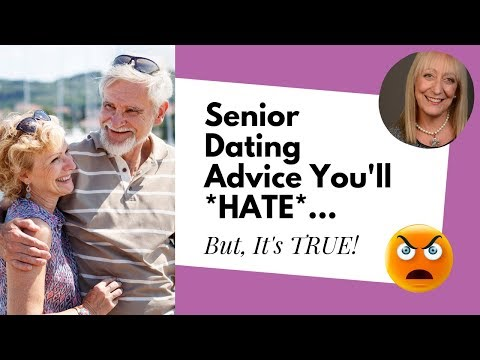 You May Hate This Senior Dating Advice… But That Doesn't Make it Wrong! from YouTube · Duration:  21 minutes 31 seconds