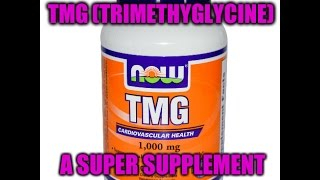TMG ( Trimethylglycine )