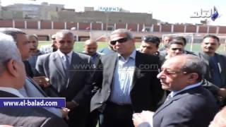 بالفيديو والصور.. وزير الشباب: خطتنا خلق موارد للأندية.. ومجلس الأهلي بيد القضاء