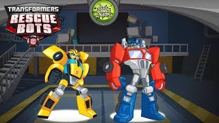 Transformers Rescue Bots: Hero 2.0 #2 | Play as OPTIMUS PRIME & BUMBLEBEE By Budge Studios