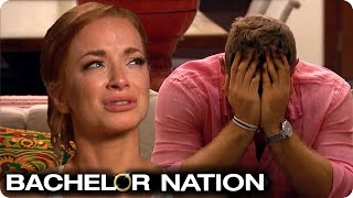 Elyse Shocks Colton And QUITS The Show! | The Bachelor US