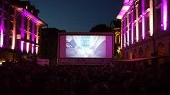 K&J trailer @ Langenthal Sommerkino