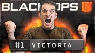 MI PRIMERA VICTORIA en BATTLE ROYALE de BLACK OPS 4 - BLACKOUT