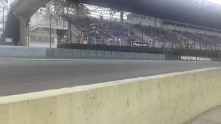 Autódromo de Interlagos 11 de dezembro de 2016
