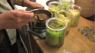 Kohlrouladen zubereiten und einkochen