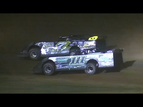 Crate Late Model Feature | McKean County Raceway | 6-30-16