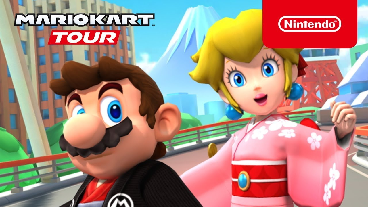 Prepare For More Ridiculous Microtransactions In Mario Kart