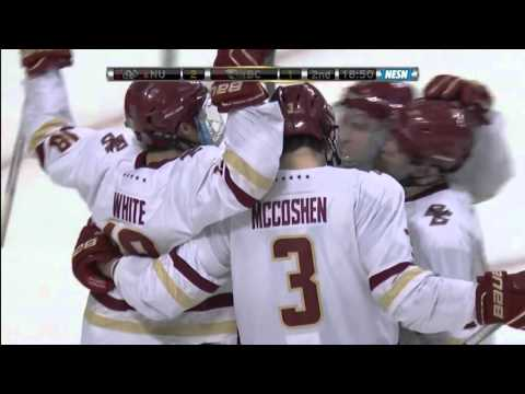 Hockey East Semifinal - Northeastern vs. Boston College - 3/18/16