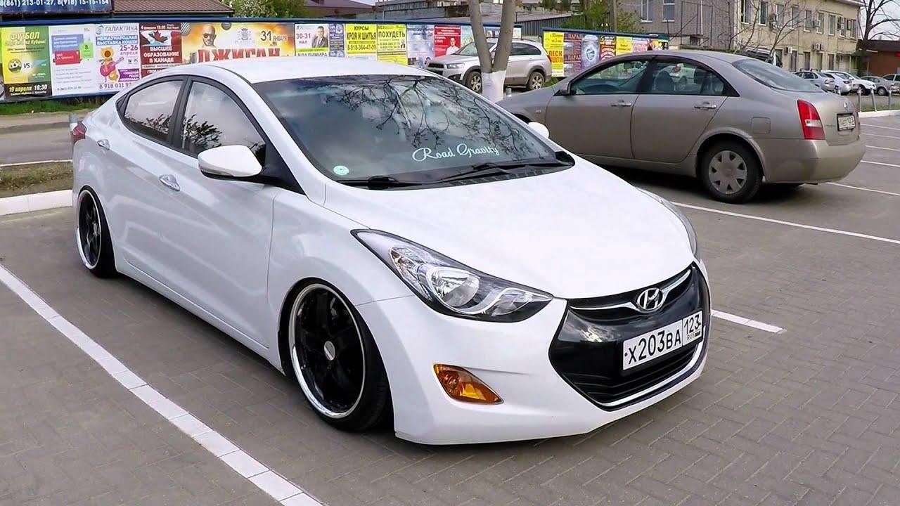Slammed Hyundai Elantra Avante Md On Ame Shallen