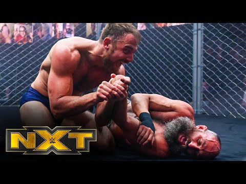 Tommaso Ciampa vs. Timothy Thatcher – Fight Pit: WWE NXT, Jan. 20, 2021
