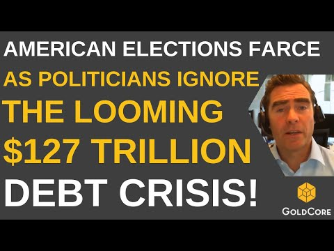 American Elections Farce as Politicians Ignore the Looming $121.7 Trillion Debt Crisis