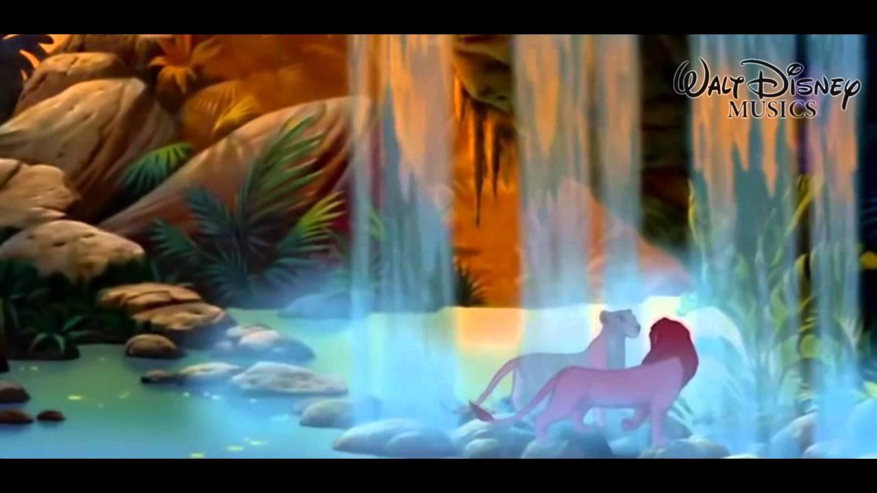 Baby Live Wallpaper Hd Hd Le Roi Lion L Amour Brille Sous Les 233 Toiles