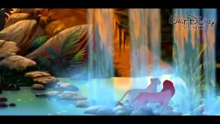 [HD] Le Roi Lion - L'amour brille sous les étoiles + Paroles