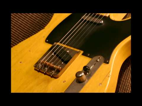 Nash '52 Butterscotch Tele Guitar