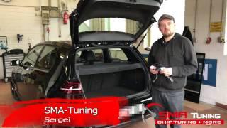 Soundbooster Verstärker für den VW Golf 7 GTD 184PS