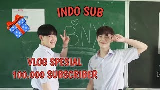 "[INDO SUB] Vlog Special 100.000 Subscriber ""Bothnewyear Kembali ke Sekolah"""