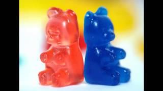 gummy worm challenge