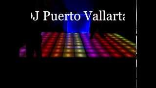 Pista de Baile Iluminada en Puerto Vallarta - DJ en Puerto Vallarta