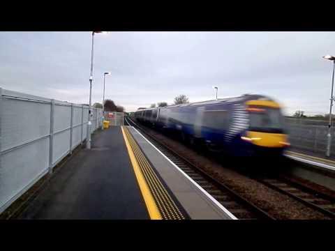 Edinburgh Gateway Railway Station & Tram Interchange, Gogar, Scotland