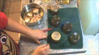 How To Make And Can Jalepeno Pepper Jelly For National Can It Forward Day Video # 29