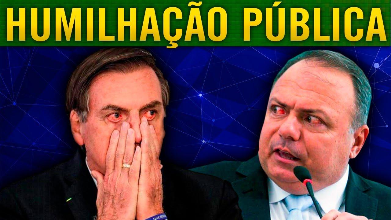 NOTÍCIA CORREU O MUNDO!! B0LSONARO HUMILHAD0 POR DISSEMINAR FAKE-NEWS!!