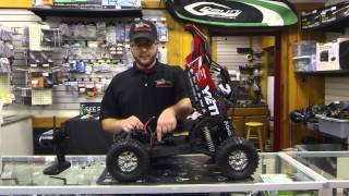 Axial Yeti XL Review and Demo by Time Flys HobbyTown