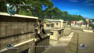 Just Cause 2: Faction Missions: Ular Boys: Be Quick or He be Dead