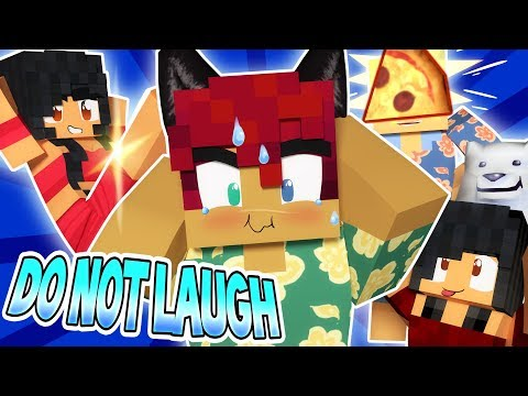 Leggy | DO NOT LAUGH Minecraft