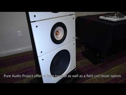 Смотрите сегодня PureAudioProject Quintet 15 @HATTOR@Rockna
