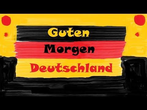 Guten Morgen Deutschland Hast Du Gut Geschlafen Christoph Holzhöfer