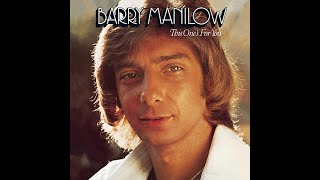 Looks Like We Made It | Barry Manilow 1976 This One's For You | Arista Records LP