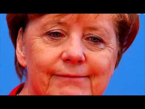 Меркель озвучила решение относительно участия в ударе по Сирии.