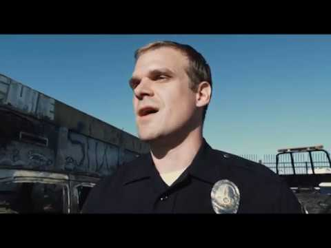 End of Watch - The Code 37 Vehicle