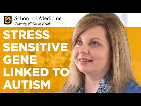 Stress Exposure During Pregnancy Observed in Mothers of Children with Autism