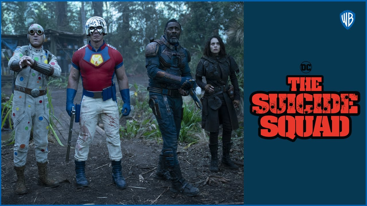 The Suicide Squad | Kryptonite | English