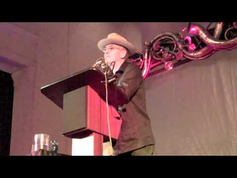 """Larry Harvey Talk Burning Man 2010 Regional Summit"""