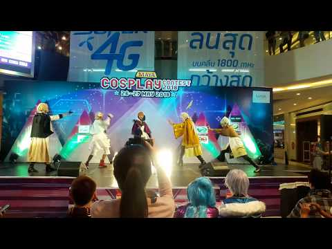 [ENG SUB] 27052018『刀剣乱舞』 Touken Ranbu Musical By Tourabu48 @Maya Cosplay Contest 2018