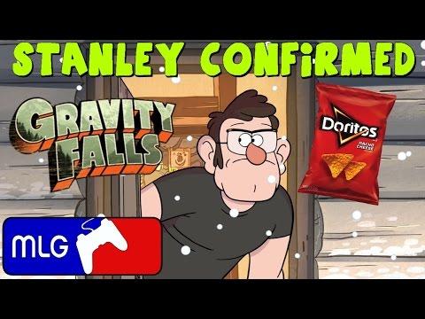 MLG Gravity Falls: STANLEY CONFIRMED - BIG SECRETS!!!