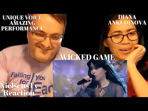 🇩🇰DANISH REACTS TO DIANA ANKUDINOVA | WICKED GAME | THE PERFORMANCE IS UNIQUE AND TOTALLY AMAZING