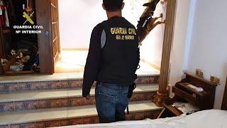 La Guardia Civil detiene un líder del narcotráfico en Algeciras